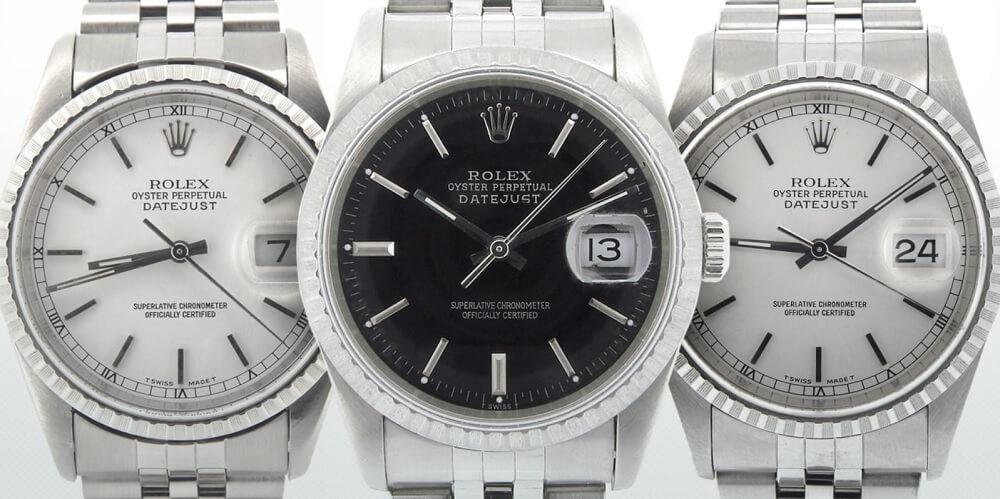 Hướng dẫn Mua và Đánh giá về đồng hồ Rolex Datejust 36