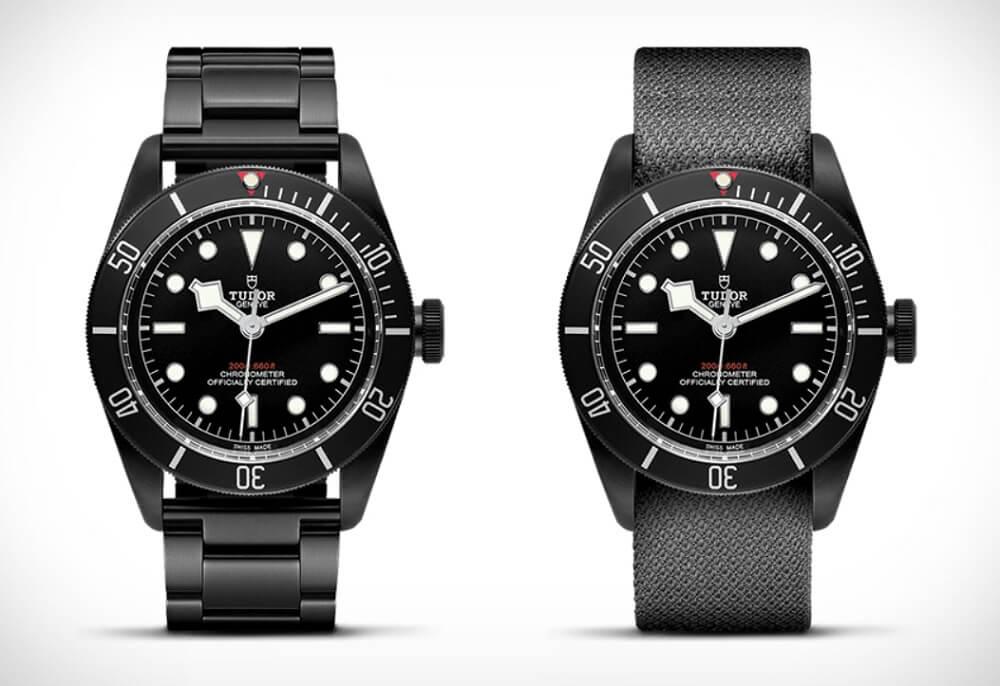 Đánh giá đồng hồ Tudor Black Bay Dark