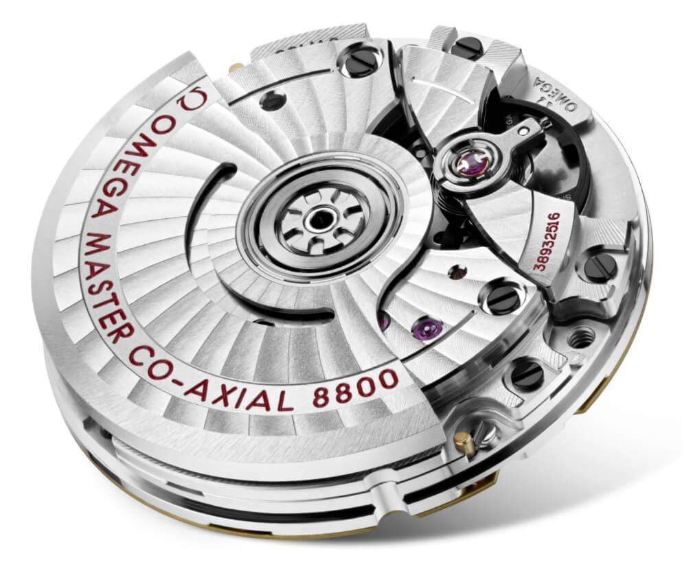 Bộ máy Co-Axial Master Chronometer Calibre 8800