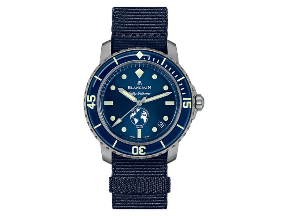 Đồng hồ Blancpain Fifty Fathoms Ocean Commitment III