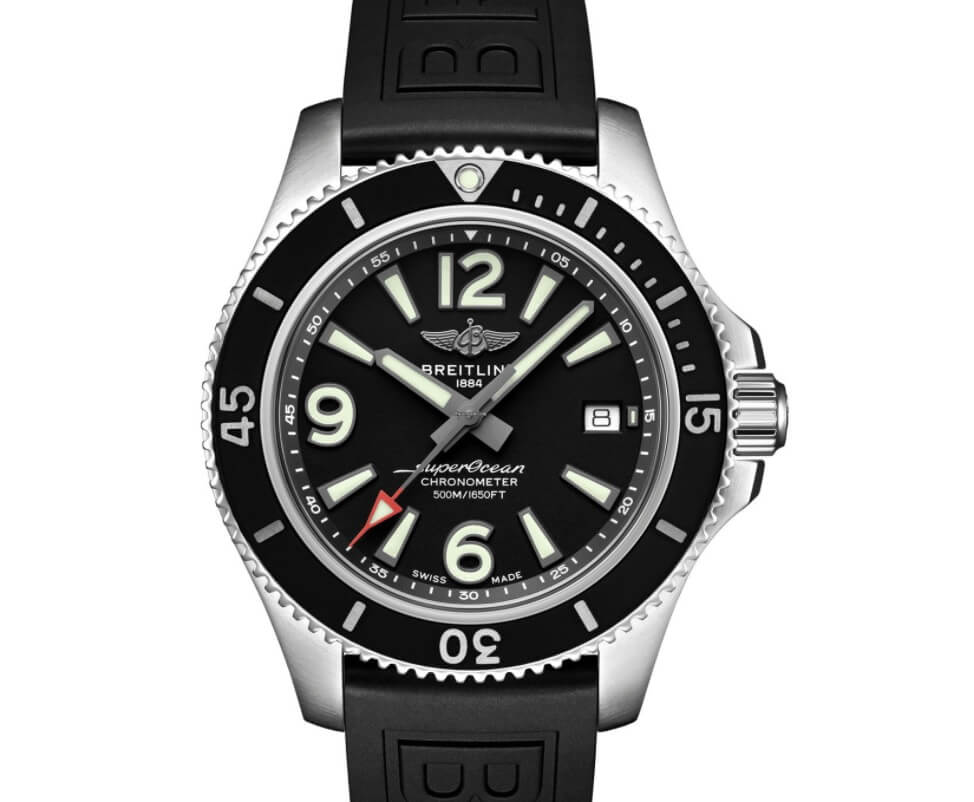 Đồng hồ Breitling Superocean Automatic 42 Ref. A17366021B1S1