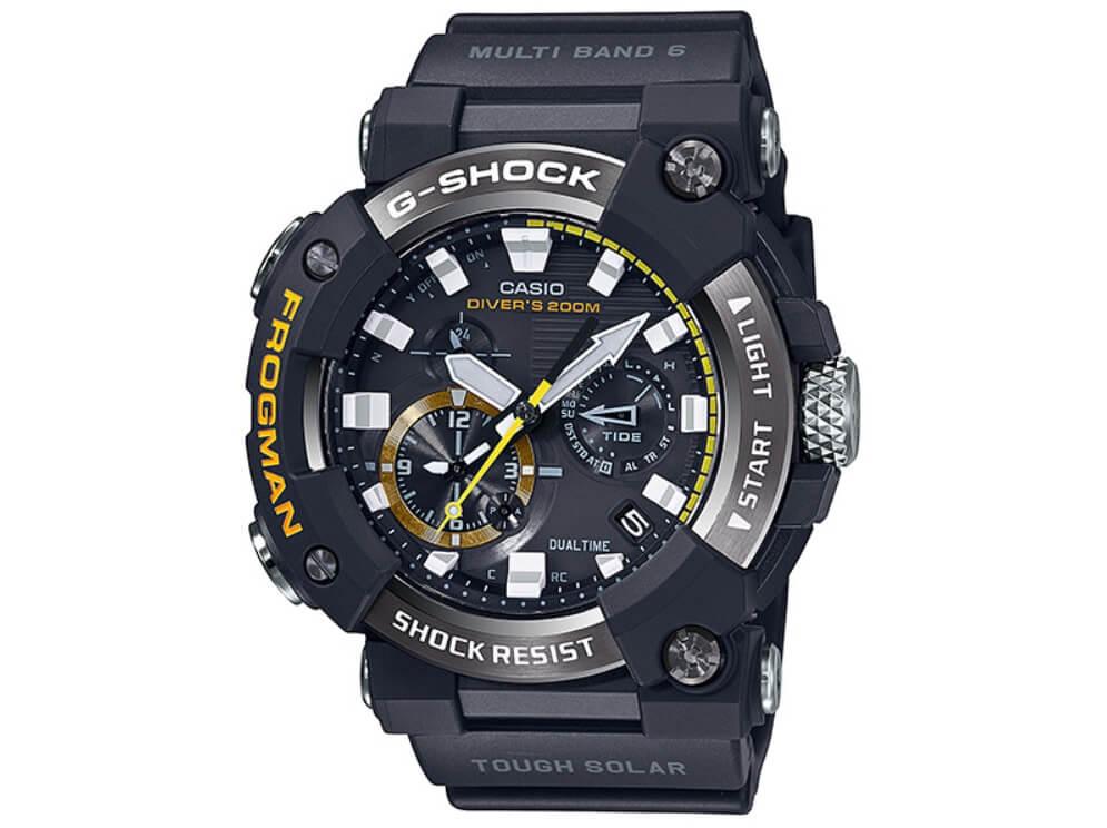 Đồng hồ Casio Frogman GWF-A1000-1A