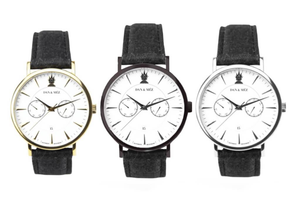 Đồng hồ Dan & Mez Automatic Season