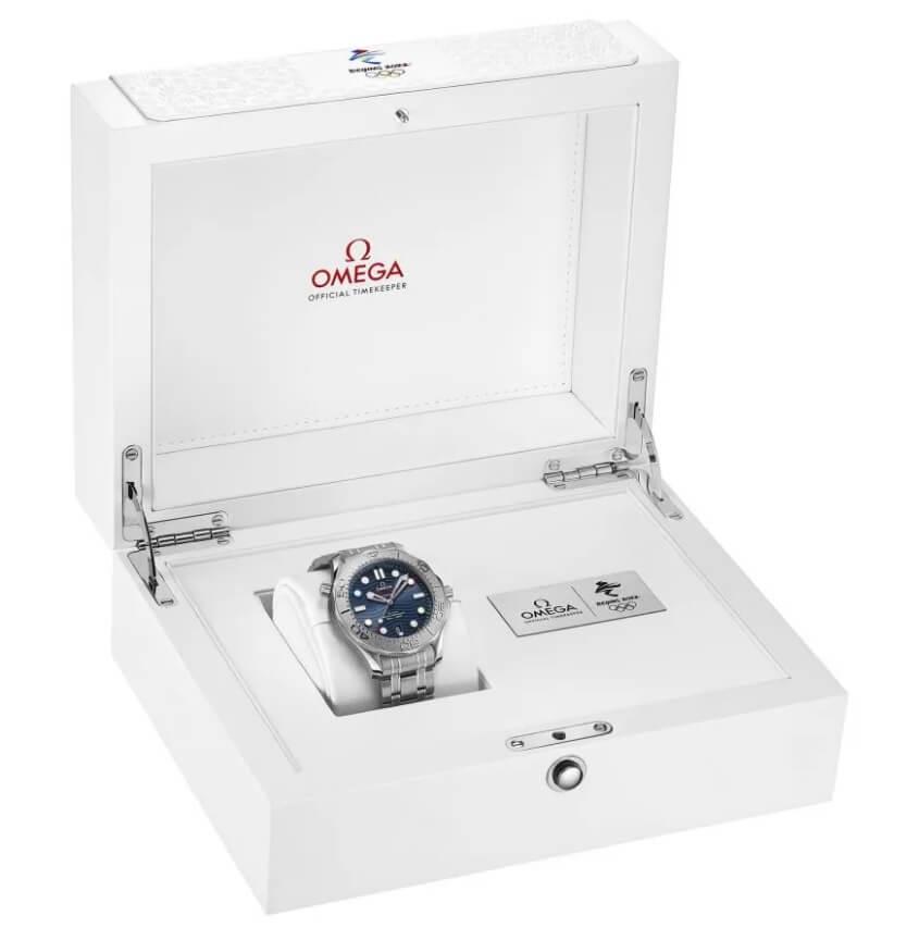 Đồng hồ Omega Seamaster 300M Edition - Beijing 2022