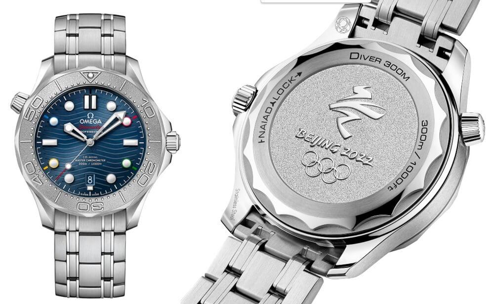 Đánh giá đồng hồ Omega Seamaster 300M - Beijing 2022