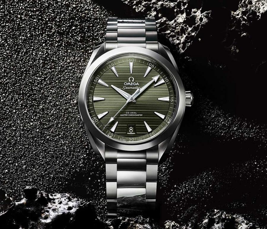 Đồng hồ Omega Seamaster Aqua Terra 150m Ref. 220.10.41.21.10.001
