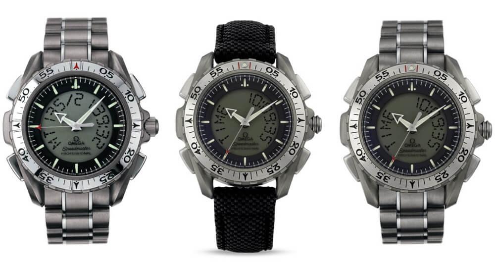 Đồng hồ Omega Speedmaster Professional X-33