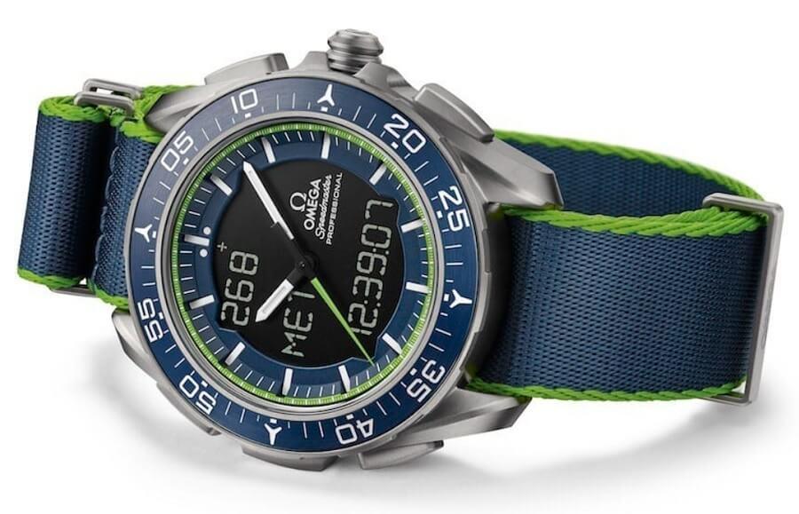Đồng hồ Omega Speedmaster Skywalker X-33 Solar Impulse Limited Edition