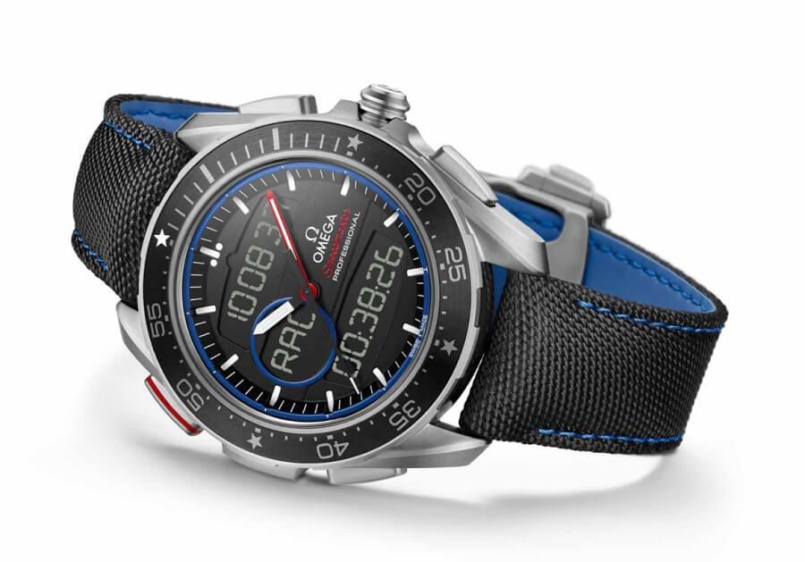 Đồng hồ Omega Speedmaster X‑33 Regatta