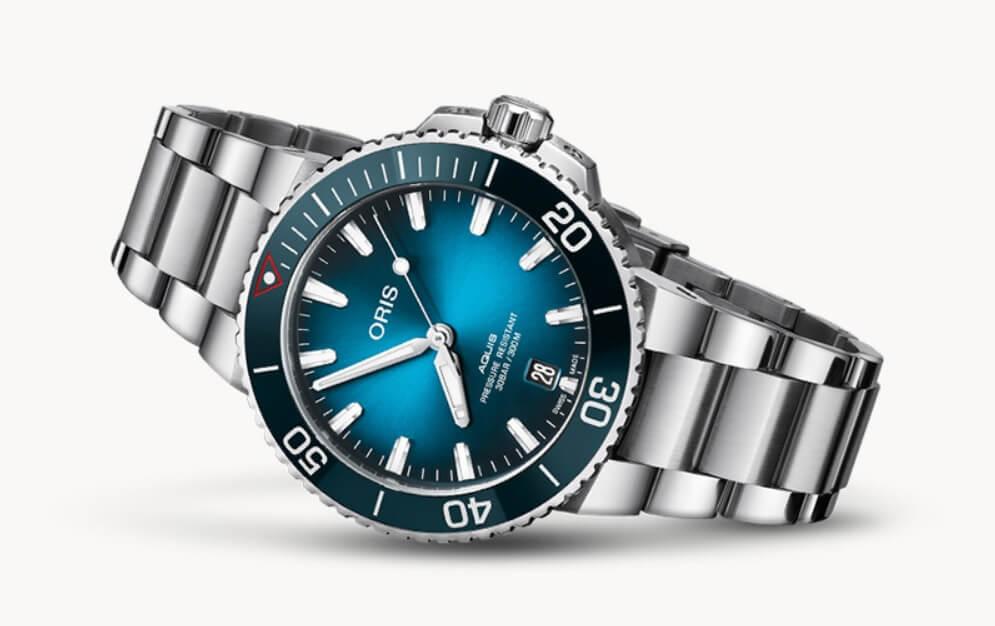 Đồng hồ Oris Aquis Clean Ocean