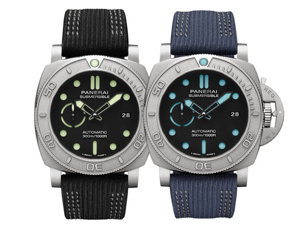 Đồng hồ Panerai Submersible Mike Horn Special Edition