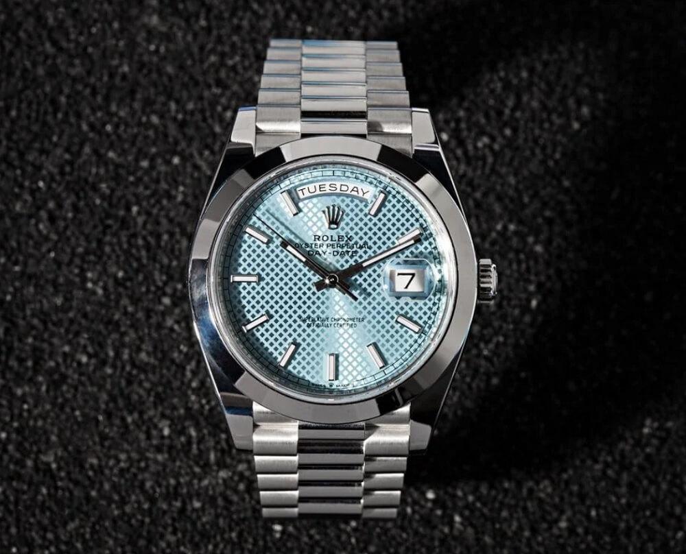Giá trị thực của một chiếc đồng hồ Rolex