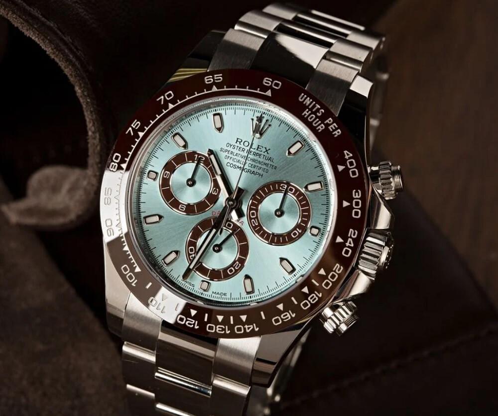 Tại sao một chiếc đồng hồ Rolex lại đắt đến vậy?