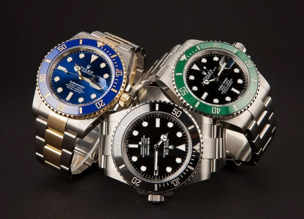 Một chiếc đồng hồ Rolex có giá bao nhiêu?