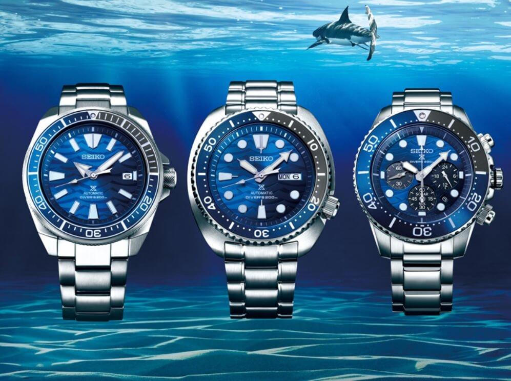 Đồng hồ Seiko Save The Ocean
