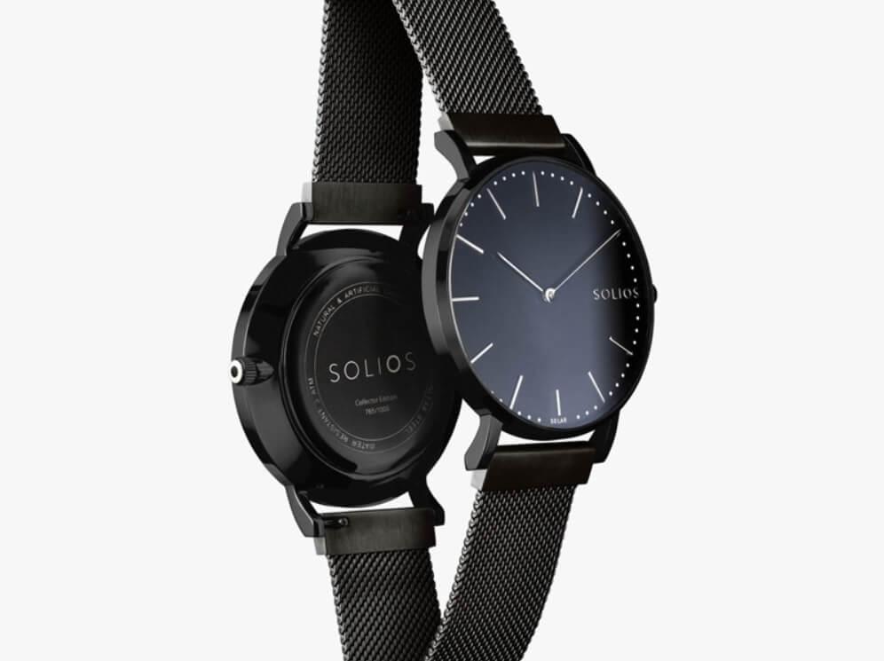 Đồng hồ Solios