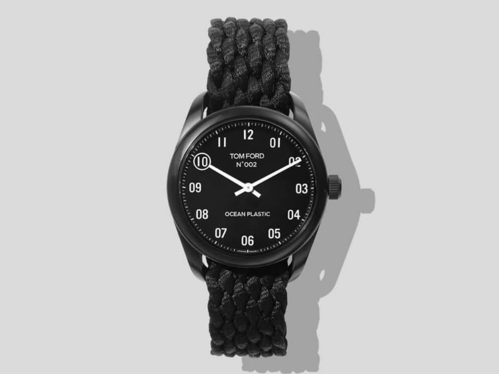 Đồng hồ Tom Ford 002 Ocean Plastic