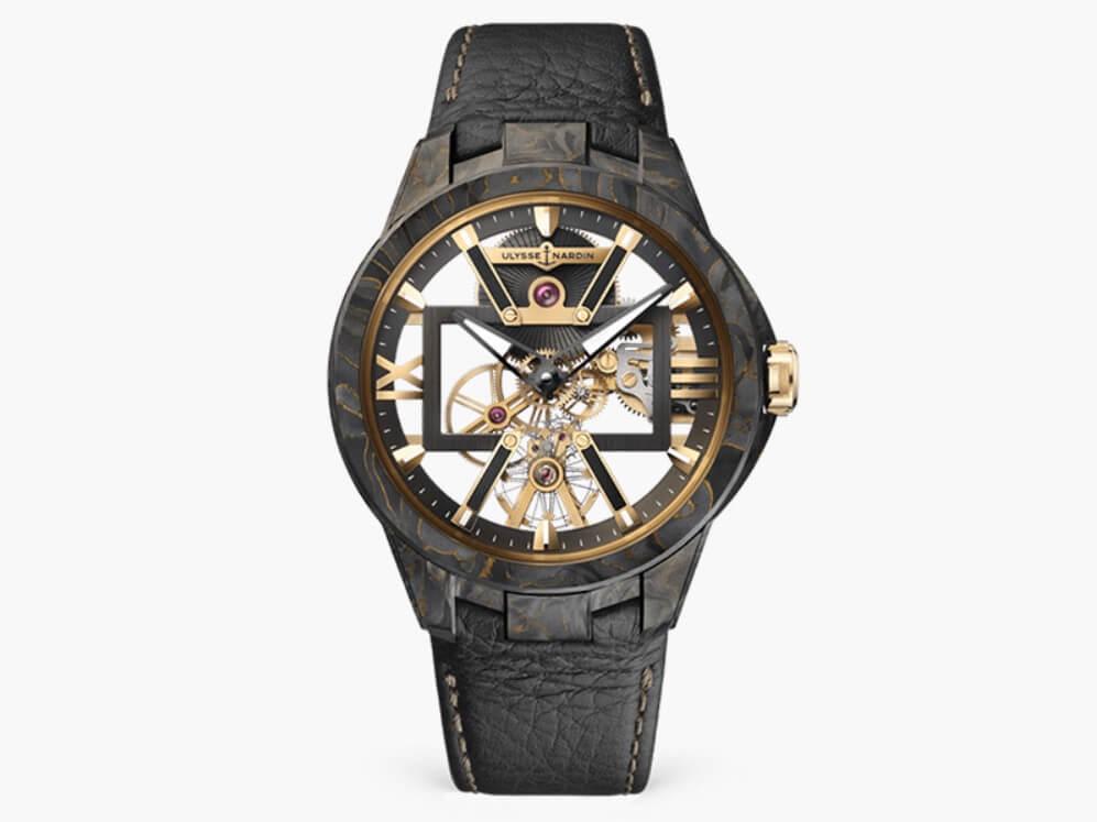 Đồng hồ Ulysse Nardin Skeleton X
