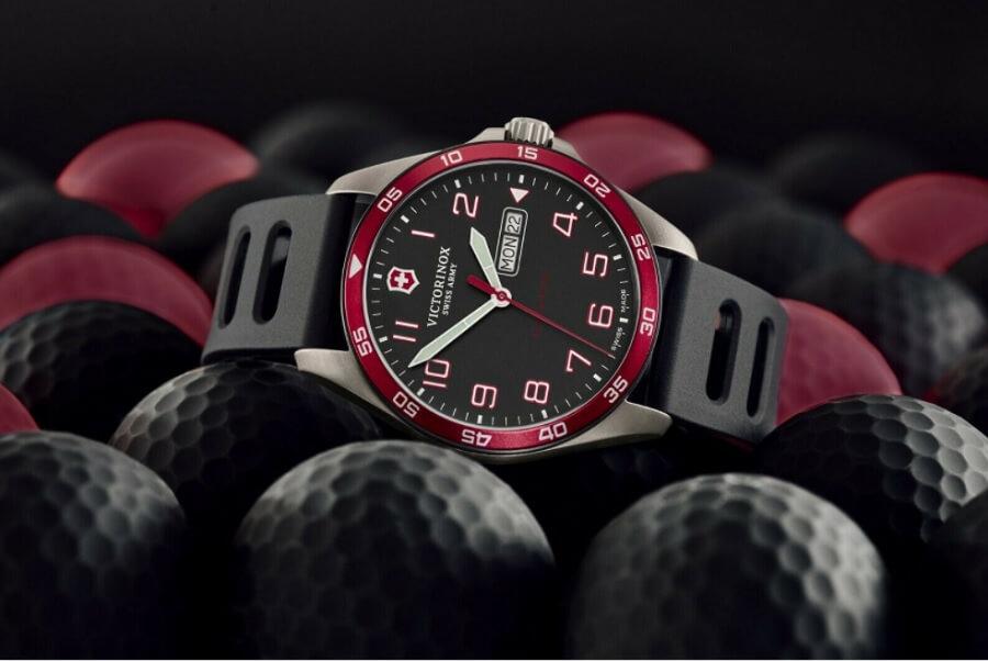 Đồng hồ Victorinox FieldForce Sport Titanium LE 249168