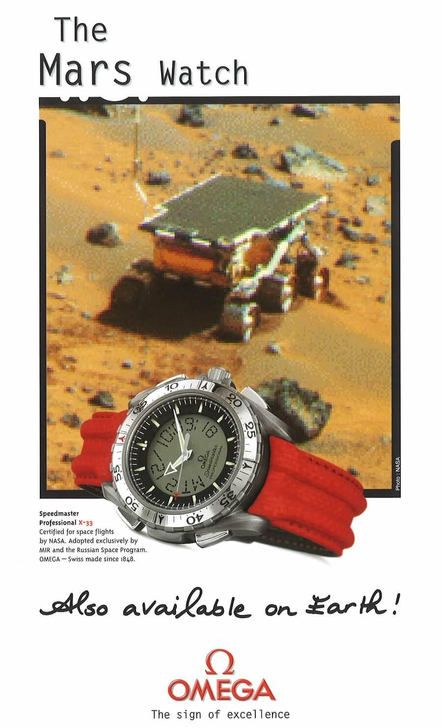 Omega và Chương trình X-33 của NASA