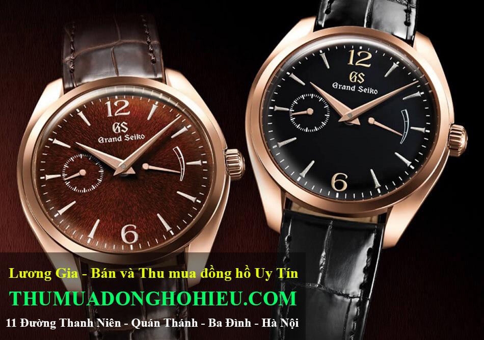 Giới thiệu về Bộ sưu tập đồng hồ Grand Seiko Elegance