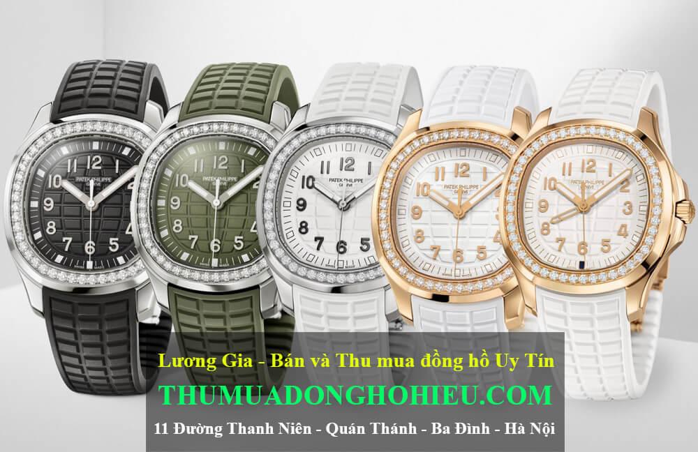 Bộ sưu tập đồng hồ Patek Philippe Aquanaut