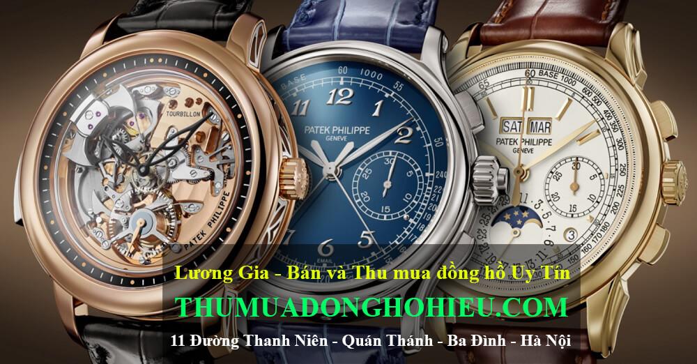 Bộ sưu tập đồng hồ Patek Philippe Grand Complication