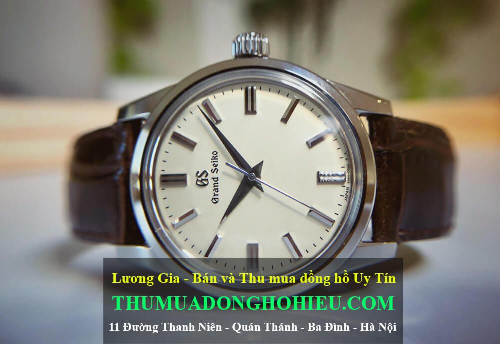 Đánh giá đồng hồ Grand Seiko SBGW231