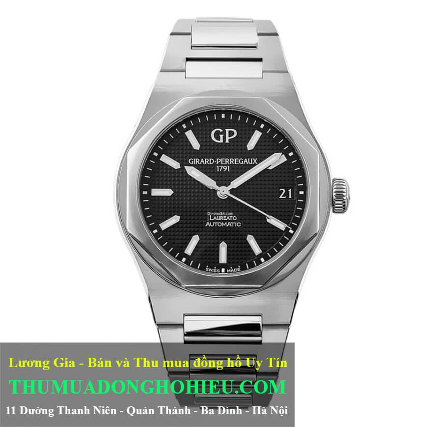 Đồng hồ Girard-Perregaux Laureato 81010-11-634-11A