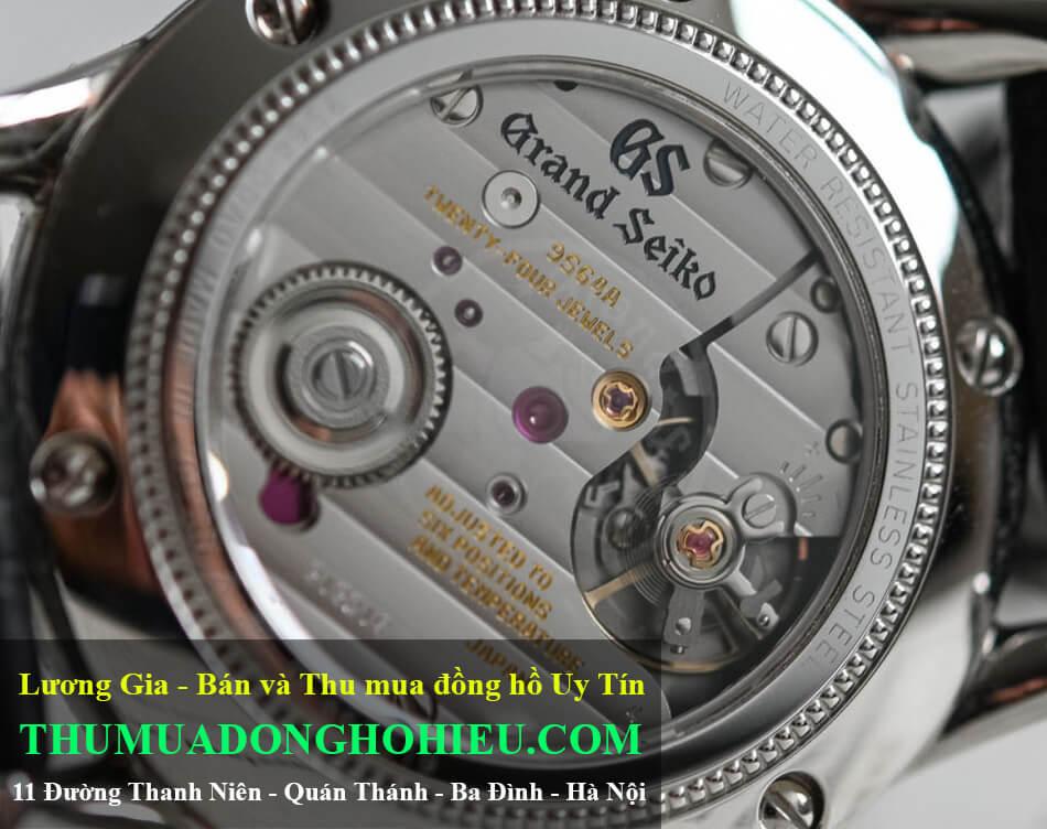 Bộ máy Calibre 9S64 - Grand Seiko SBGW231