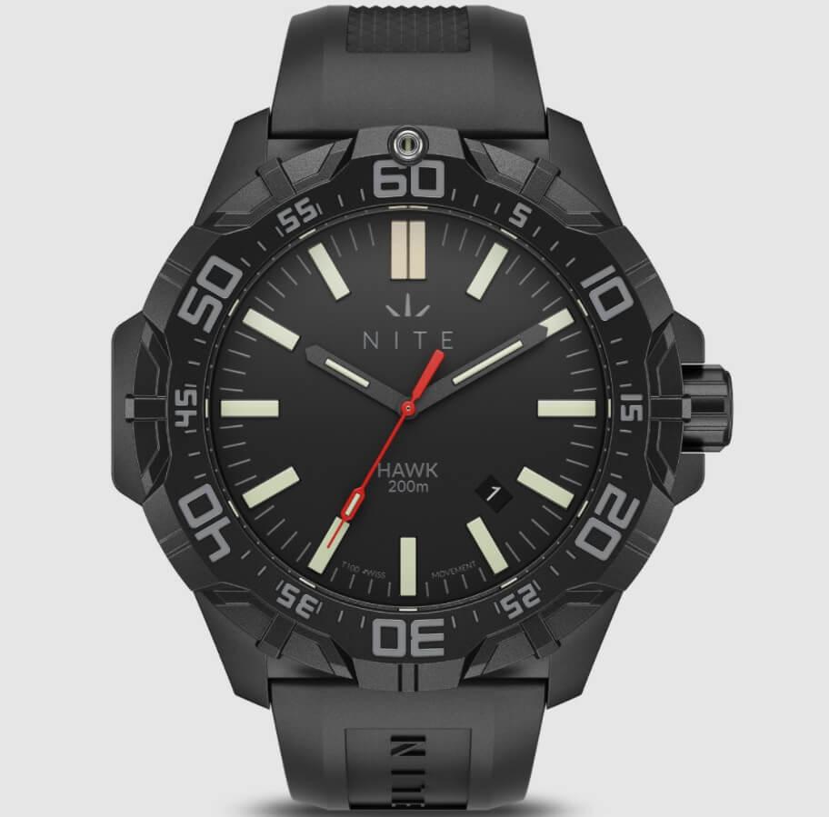 Đồng hồ Tritium Nite Hawk 300TT100