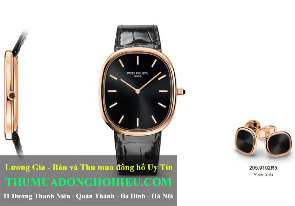 Giá đồng hồ Patek Philippe Golden Ellipse