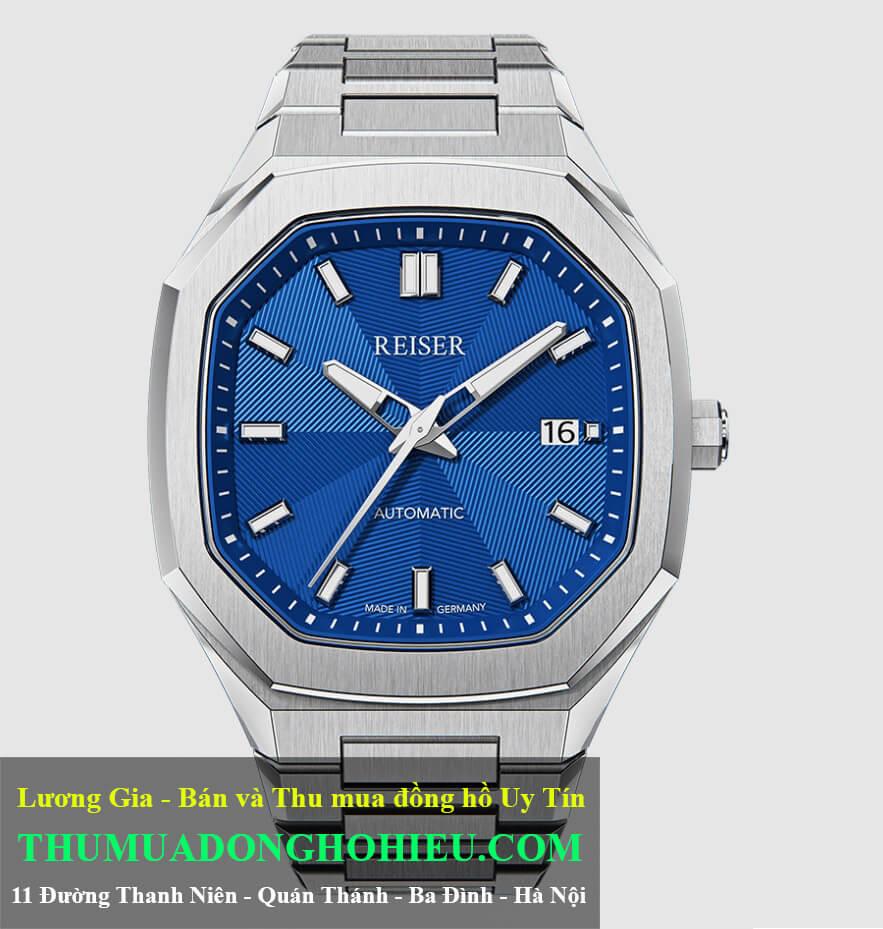 Đồng hồ Reiser Alpen Date Pacific Blue