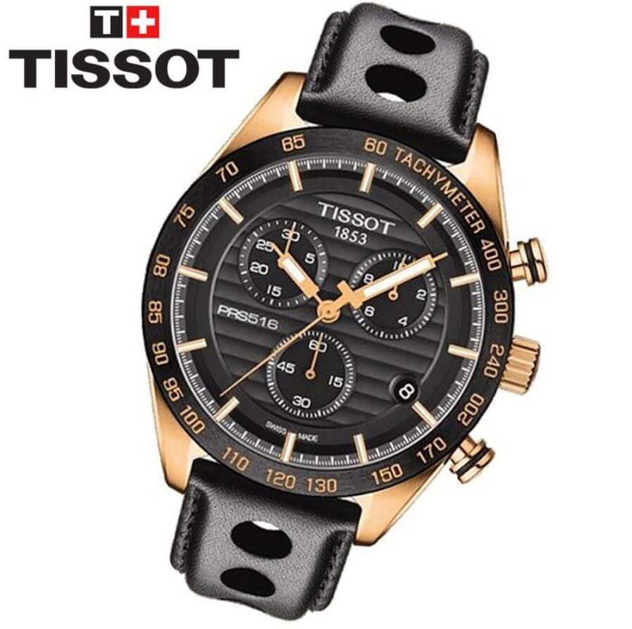 Đồng hồ Tritium Tissot T-Sport PRS 516 Chronograph T100.417.36.051.00