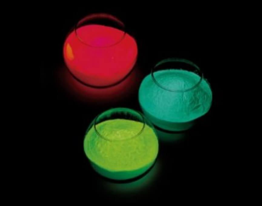 Vật liệu phát quang Super-LumiNova