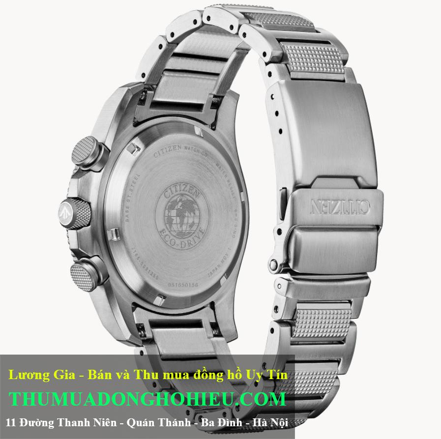 Dây đeo đồng hồ Citizen Promaster Tough Ref. CA0720-54H
