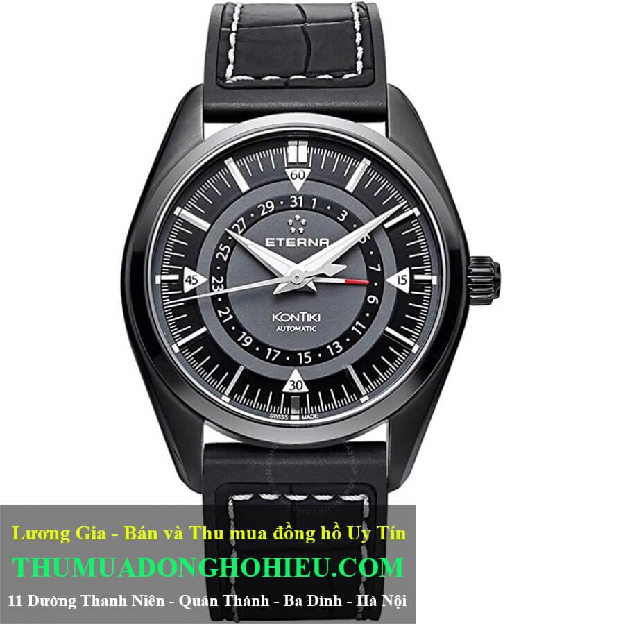 Đồng hồ Eterna Kontiki Automatic Four-Hands 42mm