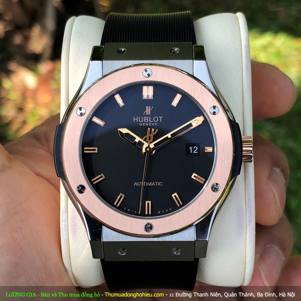Đồng Hồ Hublot Classic Fusion 42mm 542.NO.1181.LR Vàng hồng 18k Fullbox