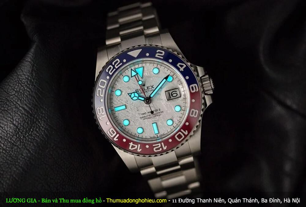 """Mọi điều cần biết về đồng hồ Rolex GMT-Master """"Pepsi"""""""