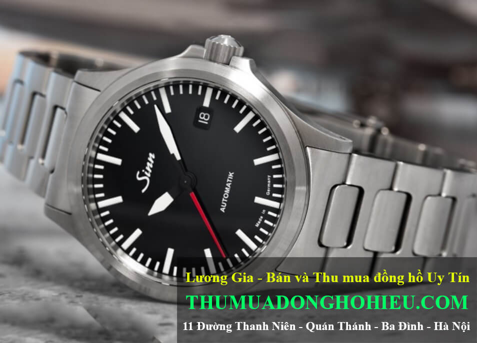 Đồng hồ Sinn 556 I RS
