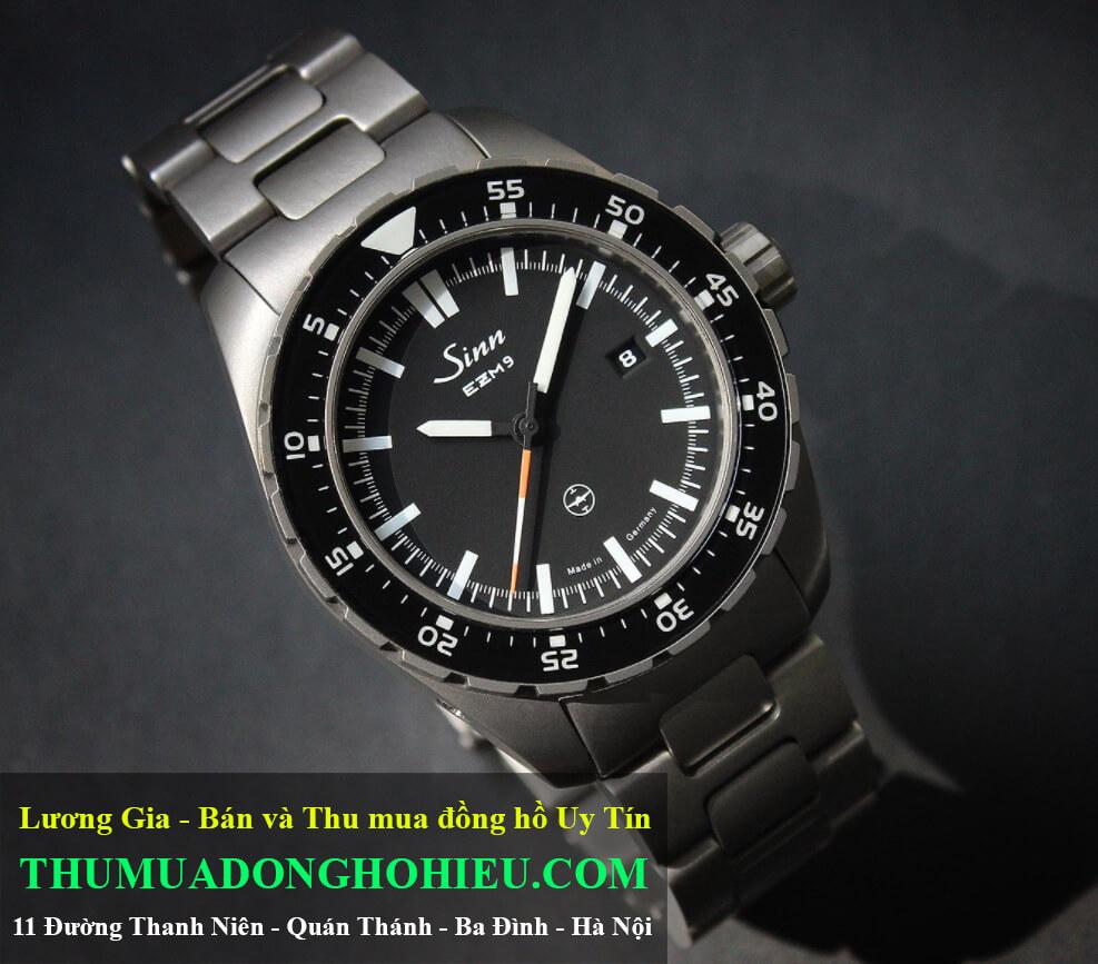 Đồng hồ Sinn Pilot EZM 9 TESTAF