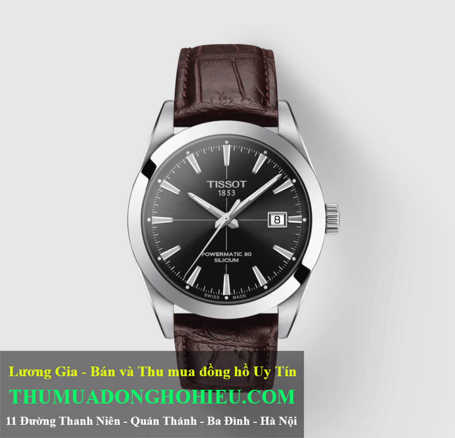 Đồng hồ Tissot Gentleman Powermatic 80 Ref. T127.407.16.051.01