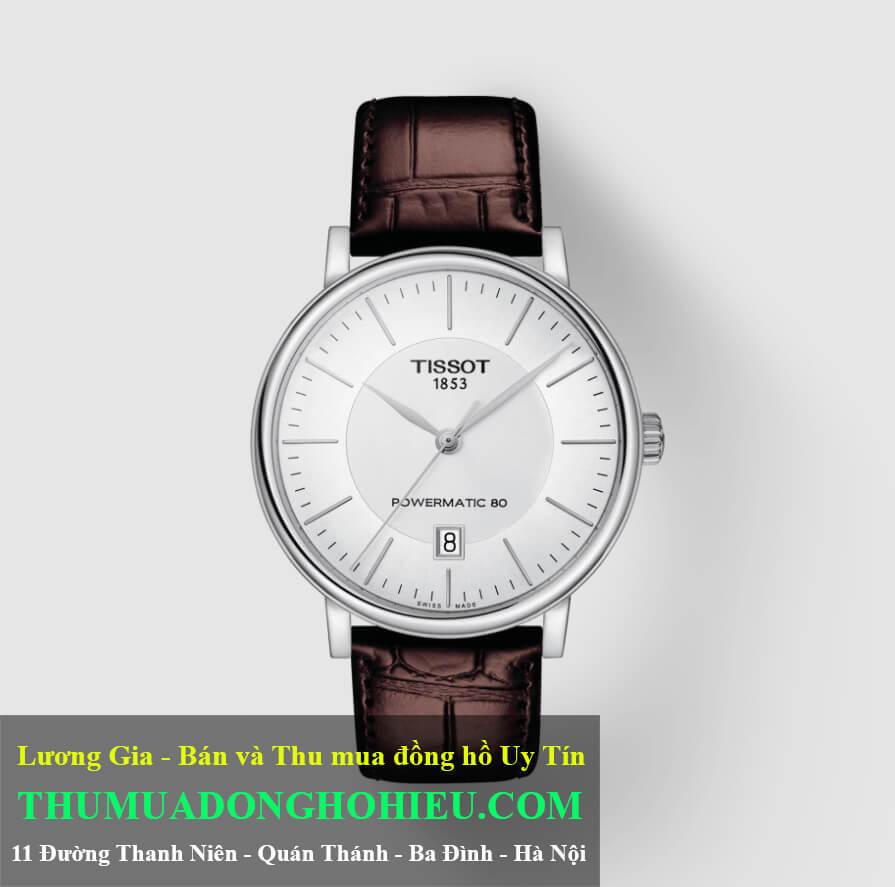 Đồng hồ Tissot T-Classic Carson Premium Powermatic 80 Ref. T122.407.16.031.00