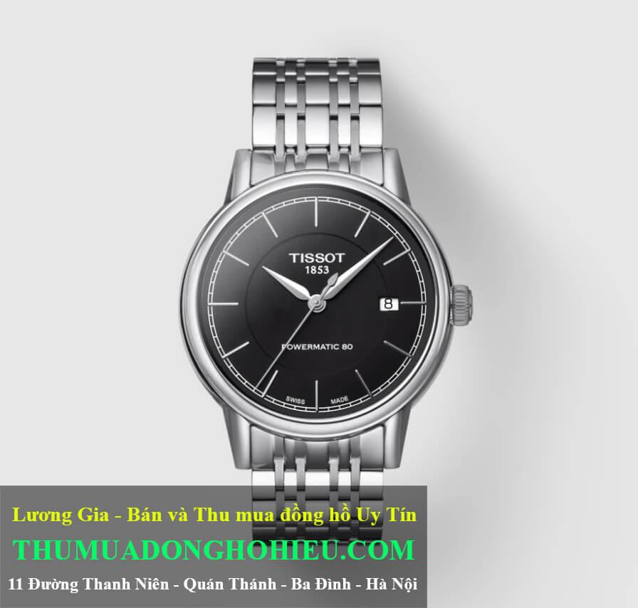 Đồng hồ Tissot T-Classic Carson Powermatic 80 Ref. T085.407.11.051.00