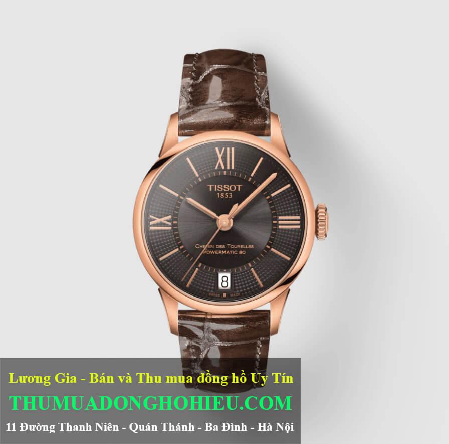 Đồng hồ Tissot T-Classic Chemin Des Tourelles Ref. T099.207.36.448.00