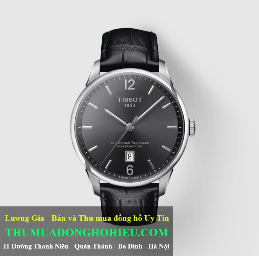 Đồng hồ Tissot T-Classic Chemin Des Tourelles Powermatic 80 Ref. T099.407.16.447.00
