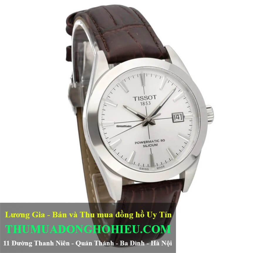 Đồng hồ Tissot T-Classic Gentleman Powermatic 80 Ref. T127.407.16.031.01