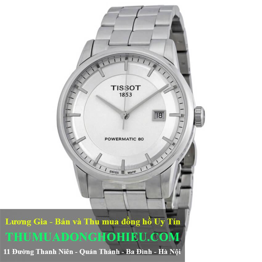 Đồng hồ Tissot T-Classic Luxury Powermatic 80 Ref. T086.407.11.031.00