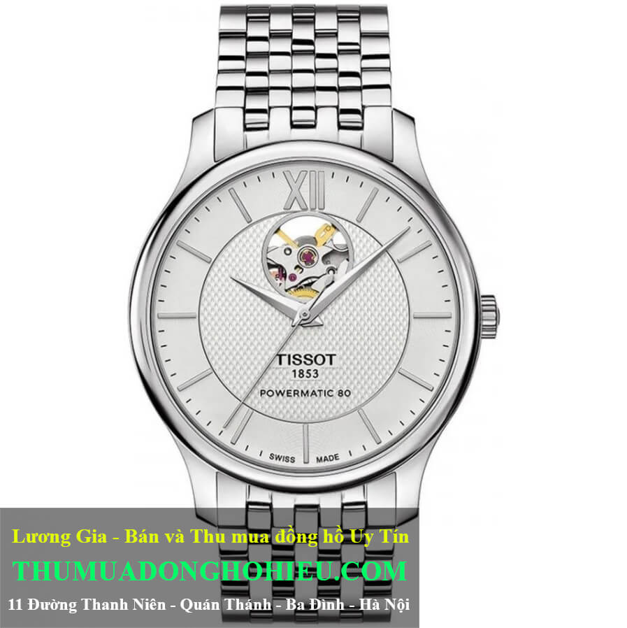Đồng hồ Tissot T-Classic Tradition Powermatic 80 Ref. T063.907.11.038.00