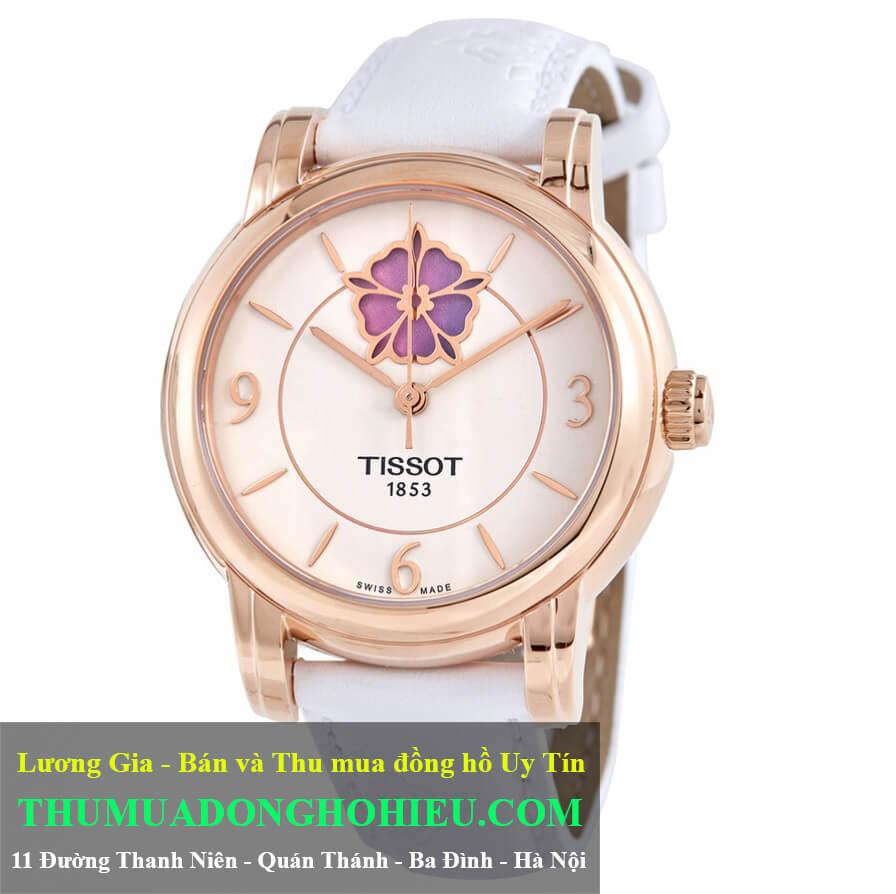 Đồng hồ Tissot T-Lady Lady Heart Flower Powermatic 80 Ref. T050.207.37.017.05